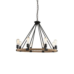 Inyo 8 Light LED Candle Style Chandelier