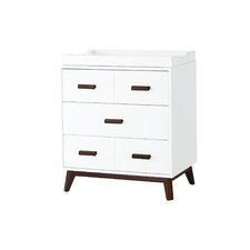 Scoot 3 Drawer Dresser