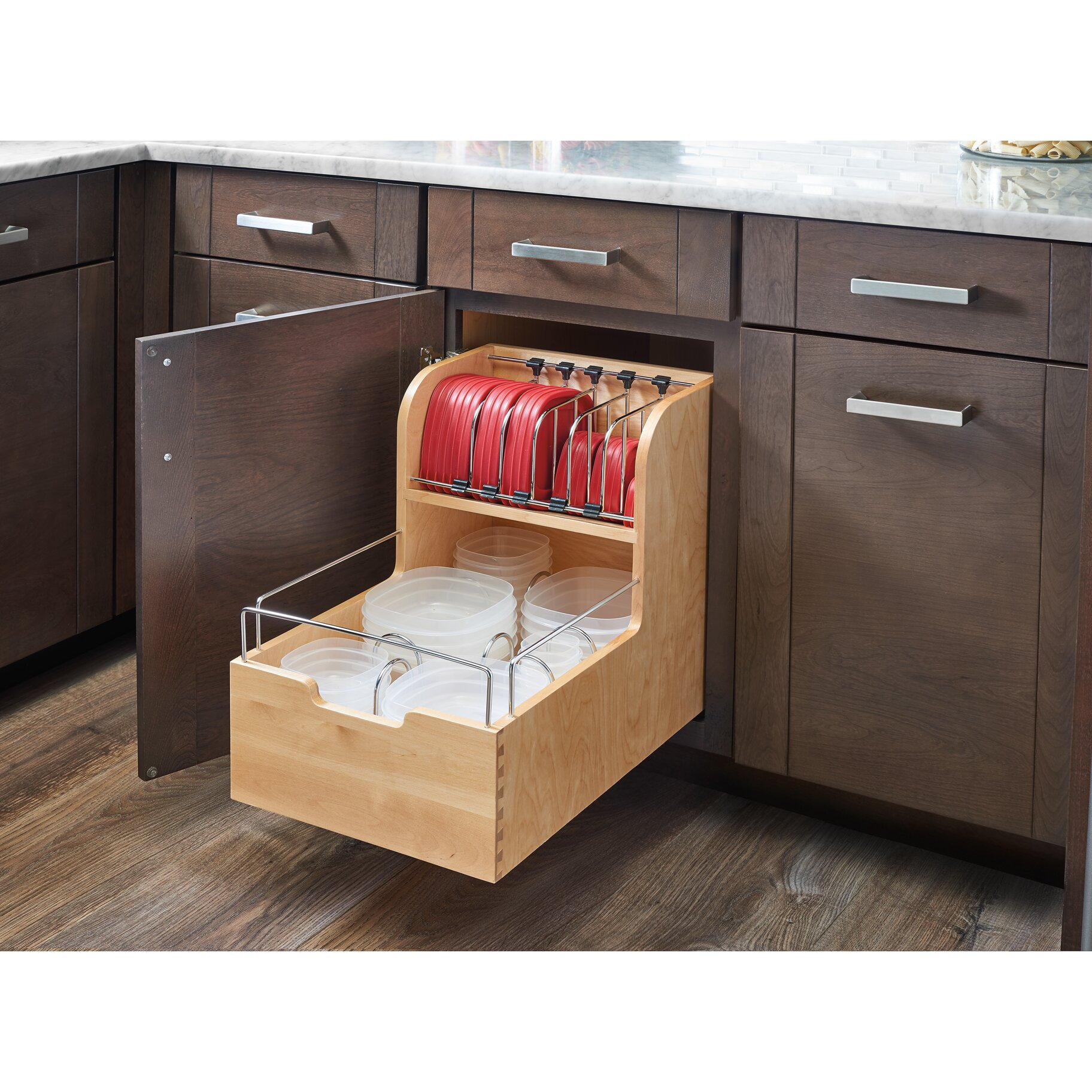 kitchen cabinets depot rev a shelf food storage pull out drawer amp reviews wayfair 2961