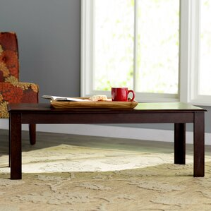espresso coffee table sets you'll love | wayfair