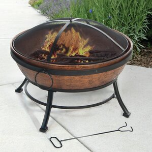 Wood Fire Pits You Ll Love Wayfair