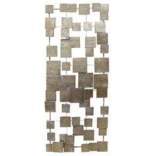 geometric tiles wall dcor