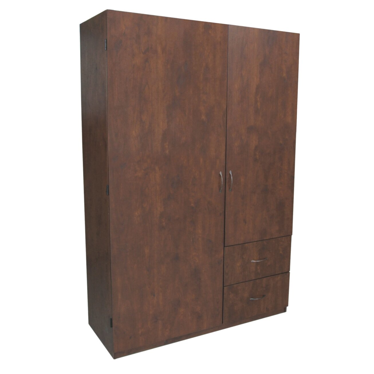 latitude run casiodoro wardrobe armoire reviews wayfair. Black Bedroom Furniture Sets. Home Design Ideas