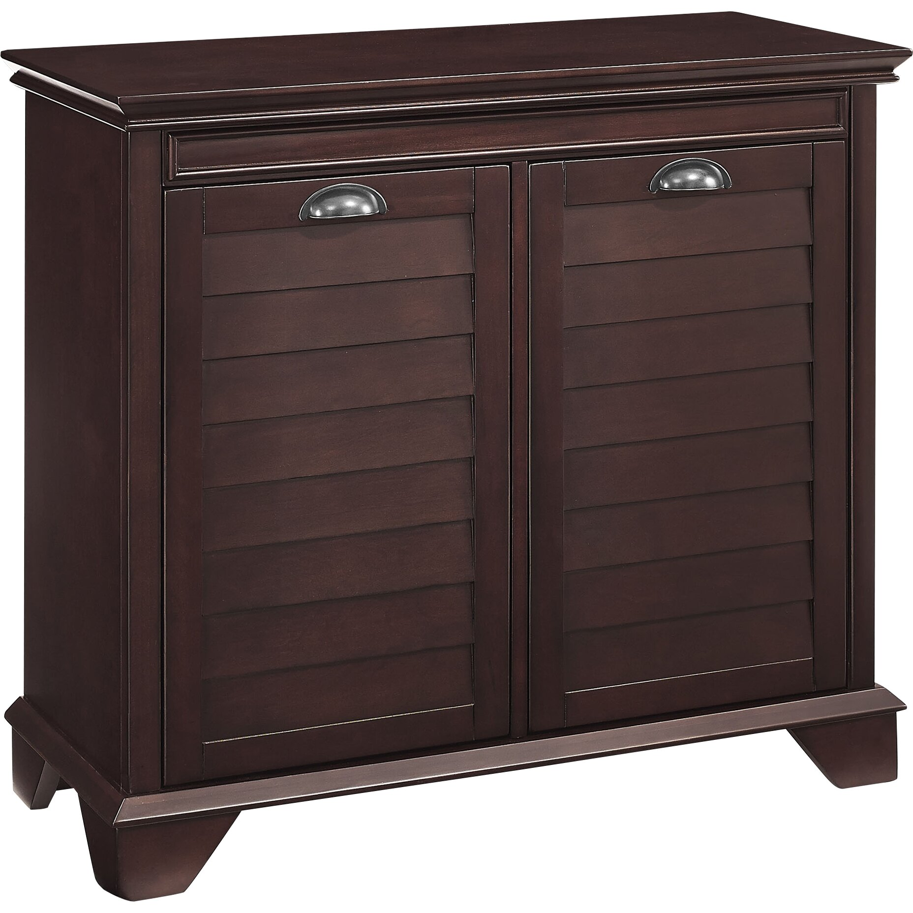 Beachcrest Home Martel Cabinet Laundry Hamper Amp Reviews