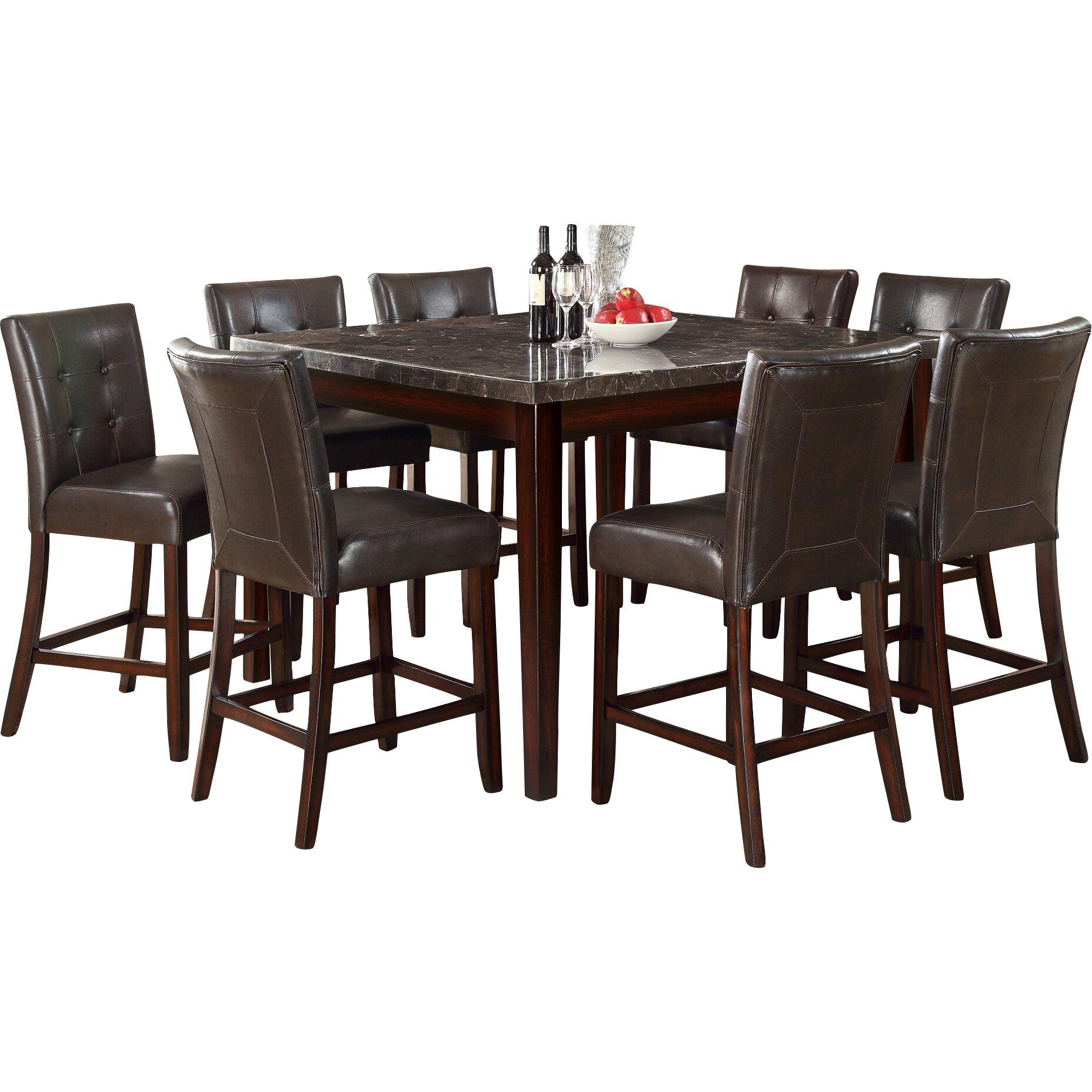 Alcott Hill Cincinnati Counter Height Dining Table & Reviews   Wayfair