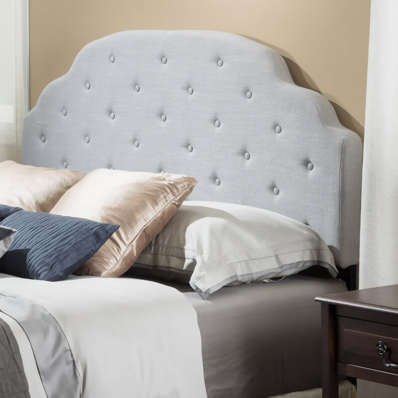 Youth Kids Bedroom Batman Dark Knight Twin Size Platform: Home Loft Concepts Lyssa Upholstered Panel Headboard