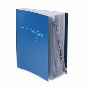Deluxe Expandable Desk File