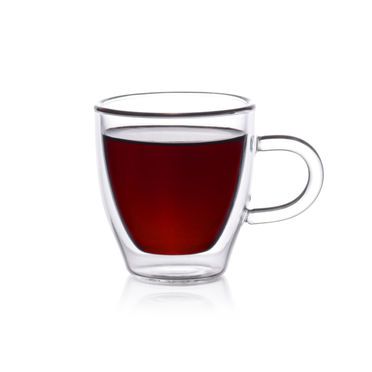 oz espresso cups - eparé oz doublewall espresso cup reviews wayfair