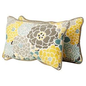 delta outdoor lumbar pillow set of 2