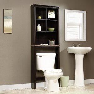 Delightful Over The Toilet Storage Cabinets | Wayfair