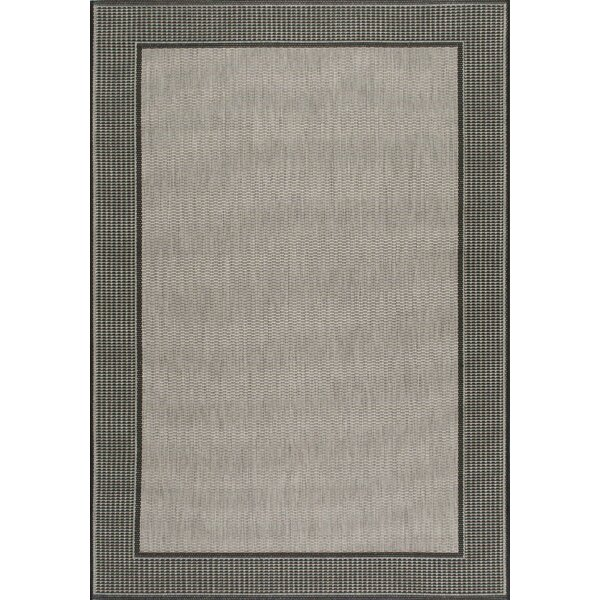 NuLOOM Dawn Gray Chreine Indoor/Outdoor Rug U0026 Reviews | Wayfair