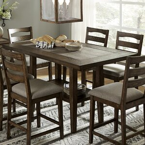 west adams counter height dining table. beautiful ideas. Home Design Ideas