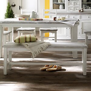 Opia Wood Kitchen Bench