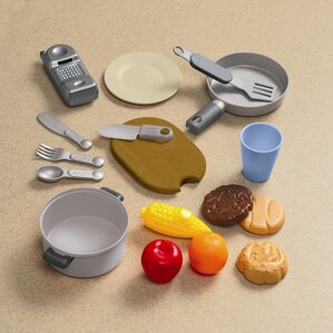 18 piece gourmet prep n serve kitchen set. beautiful ideas. Home Design Ideas