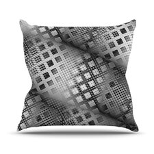 Array Decay by Michael Sussna Throw Pillow