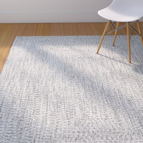 Corrigan Studio Canton Gray Indoor/Outdoor Area Rug U0026 Reviews | Wayfair