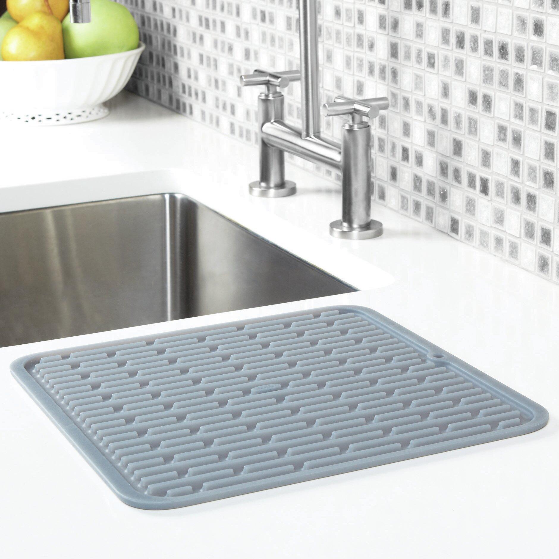 Luxury Silicone Around Kitchen Sink Taste