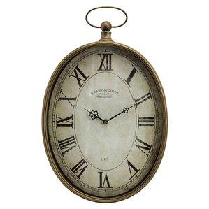 Thomas Round Oversized Wall Clock