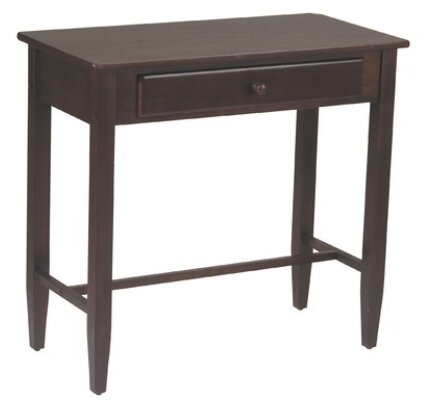Osp designs foyer console table reviews wayfair for Transmutation table 85 items