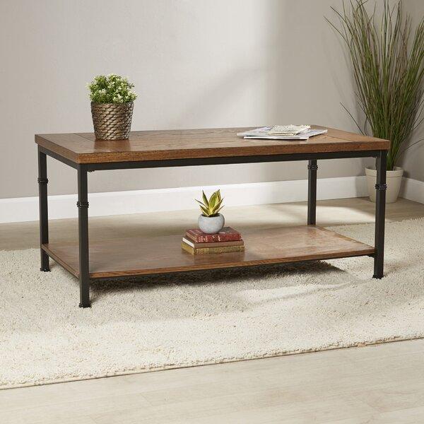 trent austin design knapp coffee table & reviews | wayfair