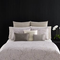 winter blossoms duvet cover