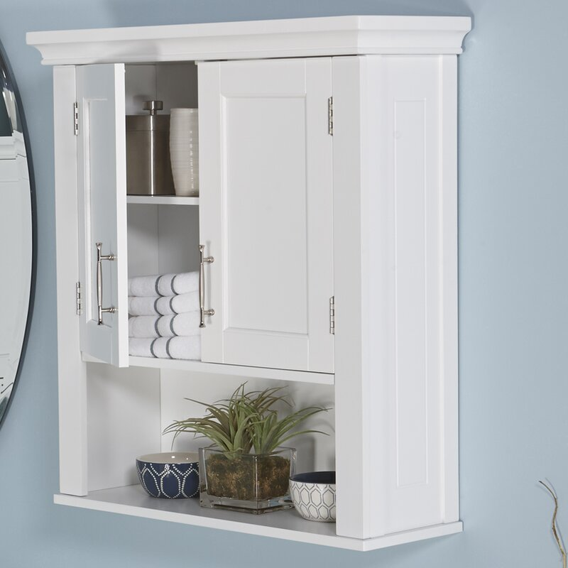Kings Carriage 22 5 W X 24 5 H Wall Mounted Cabinet
