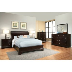 Juliana Sleigh 6 Piece Bedroom Set