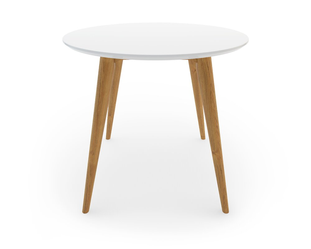 Dolf dining table reviews allmodern for Transmutation table 85 items