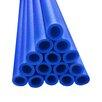 Upper Bounce 3.67' Trampoline Pole Foam Sleeves (Set of 16)