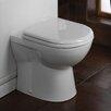 Tavistock Micra Back to Wall Toilet