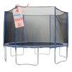 Upper Bounce 244cm Round Trampoline Net using 6 Poles