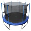 "Upper Bounce Upper Bounce 488"" Trampoline with Safety Enclosure"