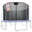 Upper Bounce 244cm Round Trampoline Net using 6 Poles