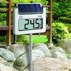 TFA Dostmann Digitales Solar-Gartenthermometer Avenue