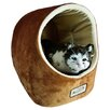Armarkat Pet Bed in Brown and Ivory