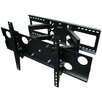 "Mount-it Dual Articulating Arm Universal Wall Mount for 32"" - 65"" Plasma/LCD/LED"