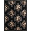 Pharmore Ltd Teppich Opulence in Schwarz