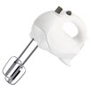 Sabichi White Electrics 5 Speed Hand Mixer in White