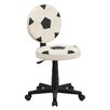 Zoomie Kids Danny Soccer Mid-Back Kids Desk Chair