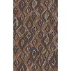 Bloomsbury Market Mann Taupe Geometric Wool Area Rug