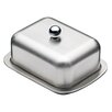 Kitchen Craft Master Class Deep Double Walled Insulated Covered Butter Dish