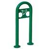 Anova Traditional 2 Bike Marquee Post Freestanding Bike Rack