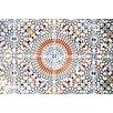 Parvez Taj 'Kortoba' by Parvez Taj Framed Wall art on Wrapped Canvas