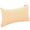 Majestic Home Goods Towers Indoor/Outdoor Lumbar Pillow