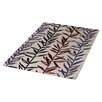 Ultimate Rug Co Floral Art Liatris Hand-Woven Cream Area Rug