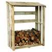 Zest 4 Leisure 4 Ft. W x 2 Ft. D Wooden Log Store