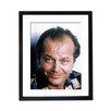 Culture Decor Jack Nicholson Framed Photographic Print