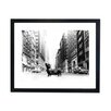 Culture Decor New York is Big Framed Photographic Print