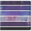 Oliver Gal Plum Sprouts Graphic Art on Canvas