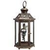SPI Home Fairy 1-Light Outdoor Hanging Lantern
